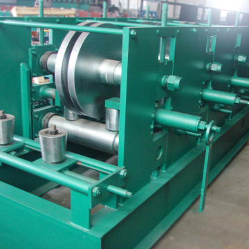Low cost c channel steel roll forming machine