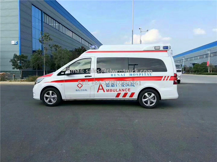 Mercedes Benz Ambulance Cost