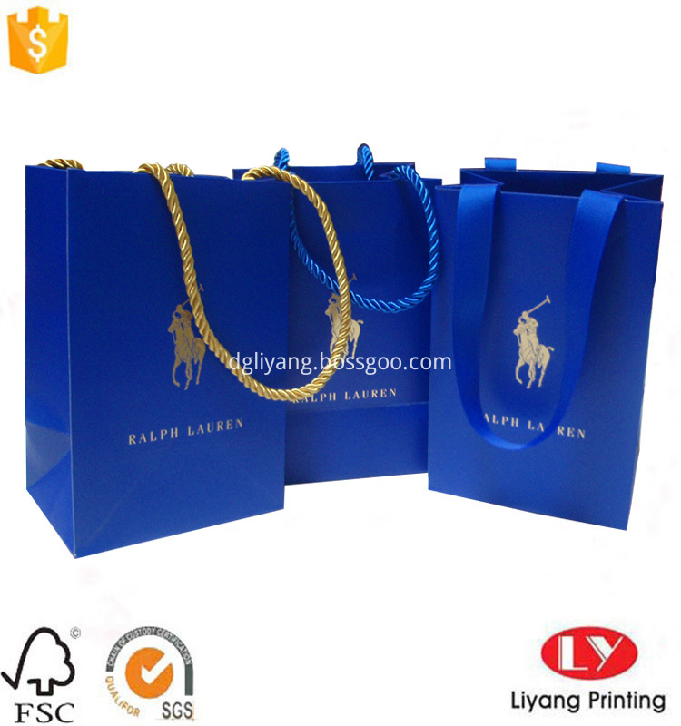 promotion gift packaging bag