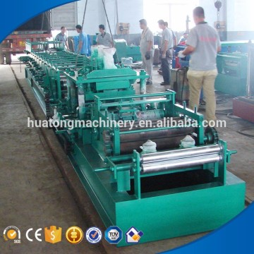 Factory customized 1.5mm thickness c channel machine