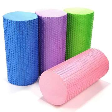 EVA Foam Rollers with Raised Dots Surface