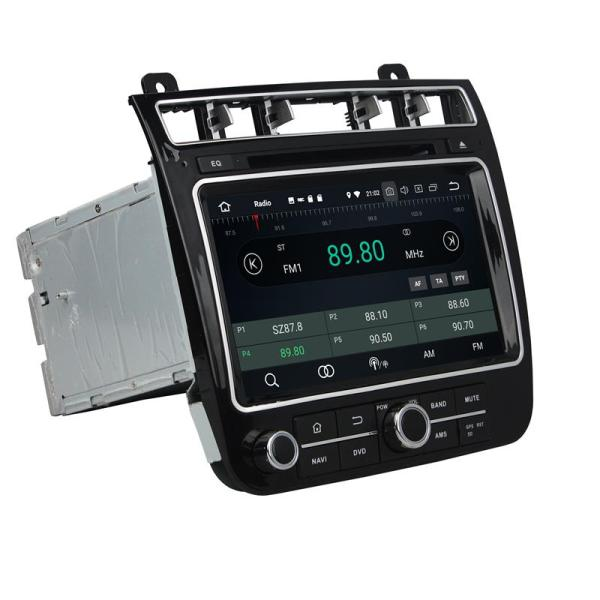 TOUAREG android 8 Car stereo with navigation