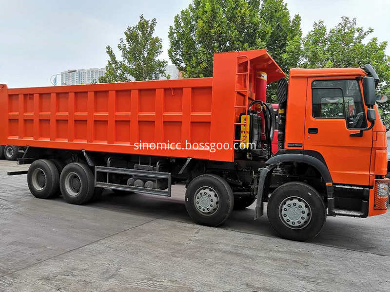 8x4 Dump Truck For Sale