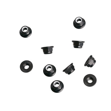 High Quality Metric Hex Alminum Bolts and Nuts