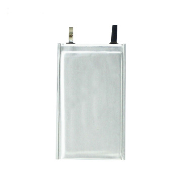 100mAh ultra thin lipo battery for wearable devices