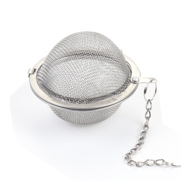 Ball Shape Tea Accessories Stainless Steel Tea Infuse