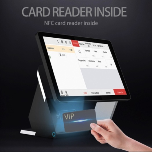 156 capacitive touch all in one cash register