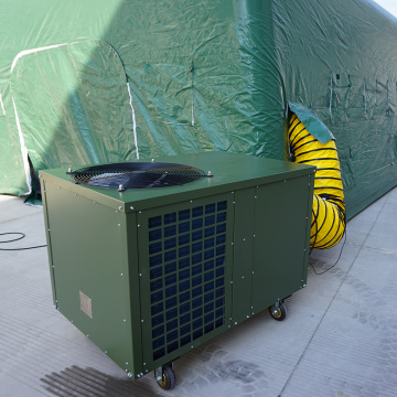 Quick Cooling Portable Air Conditioner for Camping