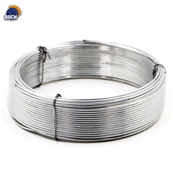 low carbon galvanized wire