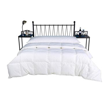 Luxury White Goose Down Comforter Insert