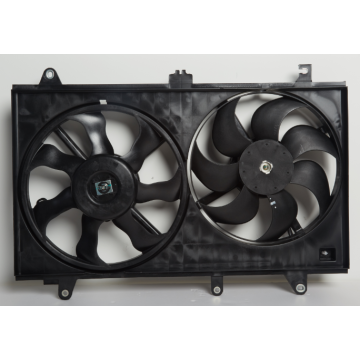 High Quality Auto Dual Radiator Cooling Fan