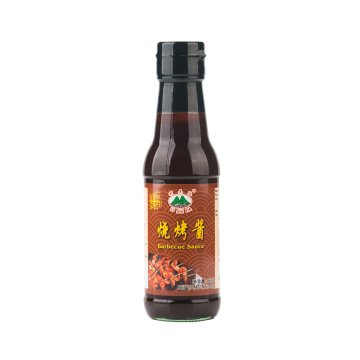 160g Glass Bottle Barbecue Sauce