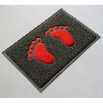 Hot sale PVC coil joint door mat