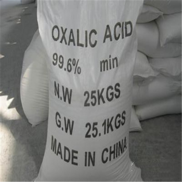High Quality 99.6% Oxalic Acid CAS 144-62-7
