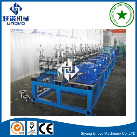 C section unistrut channel roller forming machine