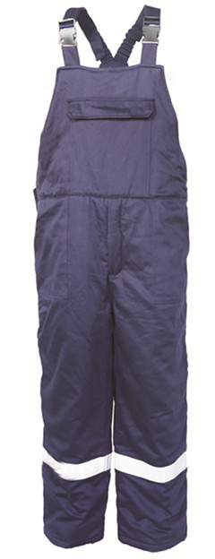 fr padded bib pants