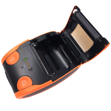 Handheld portable mobile bluetooth thermal receipt printer