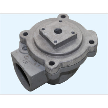 OEM Aluminum Pulse Valve Dust Parts