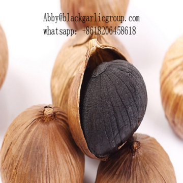 Organic fermented Healthy black garlic