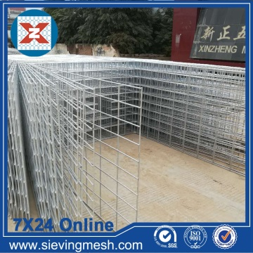 Rectangle Welded Wire Mesh