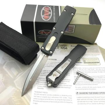 Auto Open Out the Front Stiletto Pocket Knife