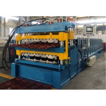 Automatic 840/850 Double Layer Profile Making Machine