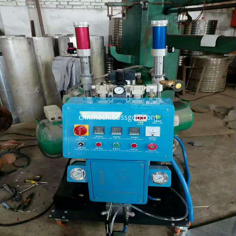 polyurethane machinery