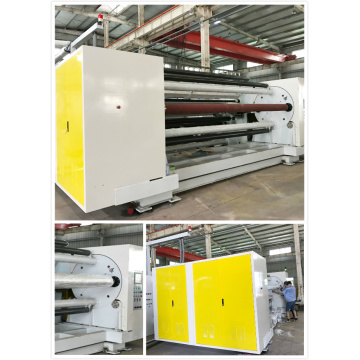 cast pe breathable film line  Model BFM2900