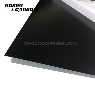 3K Twill Carbon Fiber Glass Sheet for Multi-rotors