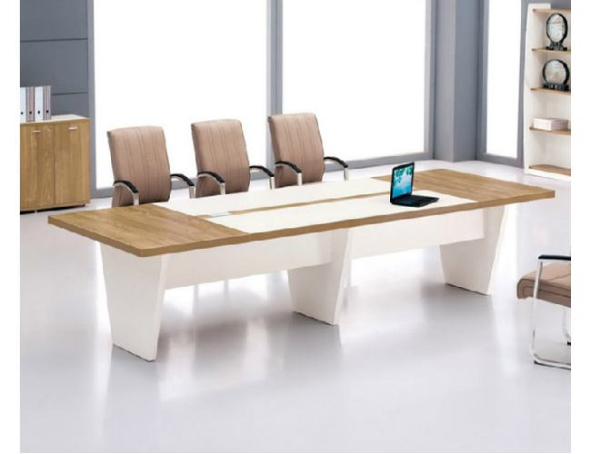 Bamboo Conference Table for Environmental Protection
