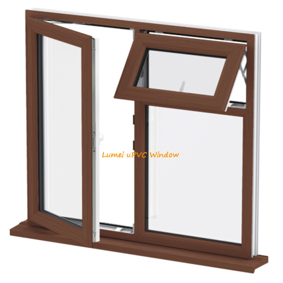 uPVC Opening Swing Sliding Window