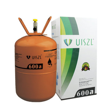 99.8% Purity Refrigerant Gas R600a