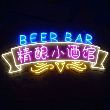 RESTAURANT NEON SIGN LIGHTS
