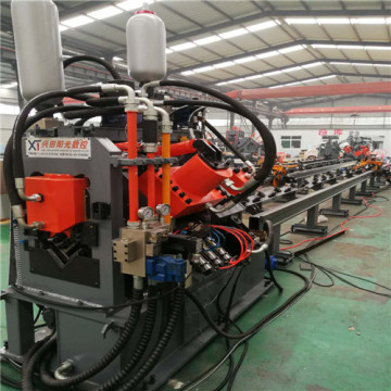Angle Steel Punching Marking and Shearing Machine