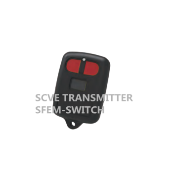Transmitter Four Button for Motor SFEM-SWITCH
