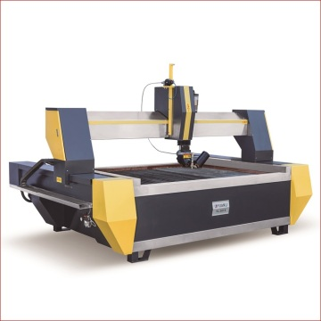 Ultra high pressure 5 Axis waterjet Cutter