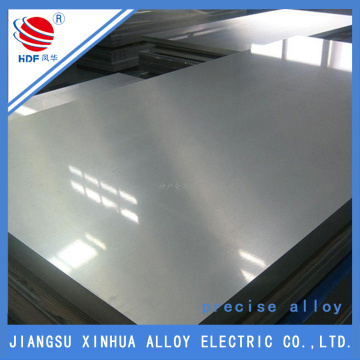 High Quality Nickel Alloy Sheet