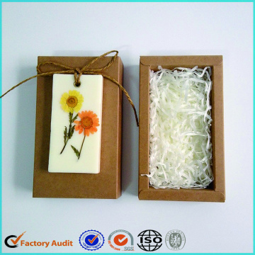 Paper Soap Packaging Box with a Sleeve