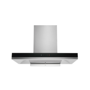 Auto Swift Black Glass Range Hood Cooker Hood