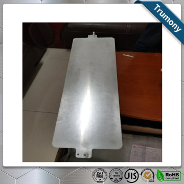 3003 brazing Aluminum alloy water Cooling Plate sheet