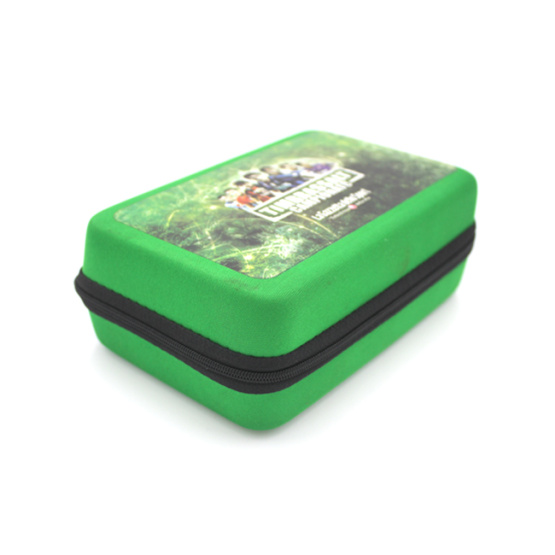 Wholesale customized shockproof eva game storage box with foam