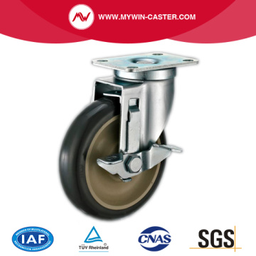 PU Wheel Top Plate Industrail Caster
