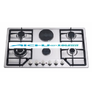 Home Electric 6 Gas Stove