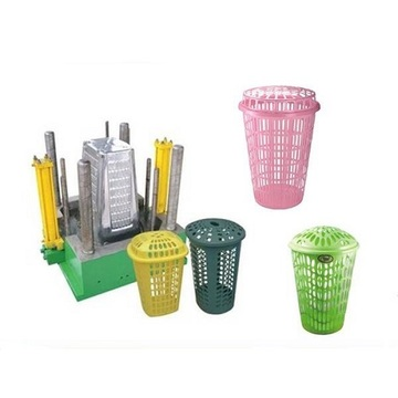 Household Basket plastic injection mould