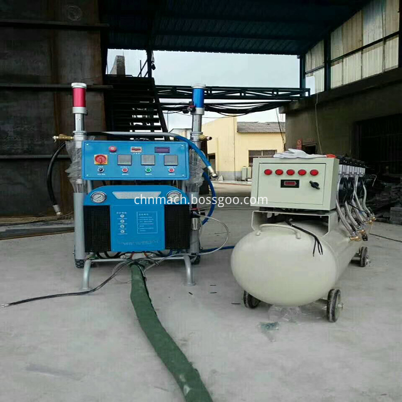 polyurethane foam equipment