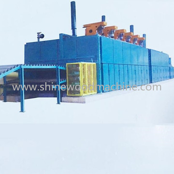 Face Rubber Wood Veneer Drying Machine