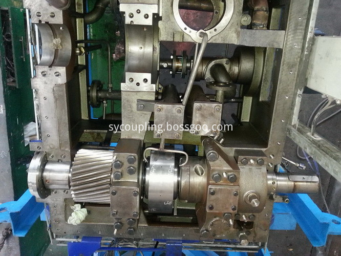 Coupling Maintenance for Thermal Power Plant