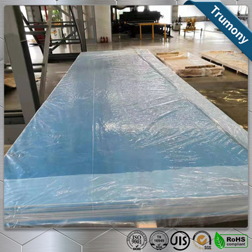 6061 Aluminum Ultra Flat Sheet For CNC Machine