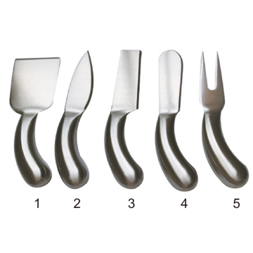 5 Pcs Stainless Steel Cheese Tool Set