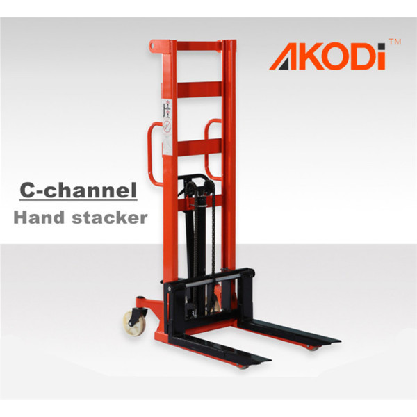 C-channel 1 Ton Manual Pallet Lifter